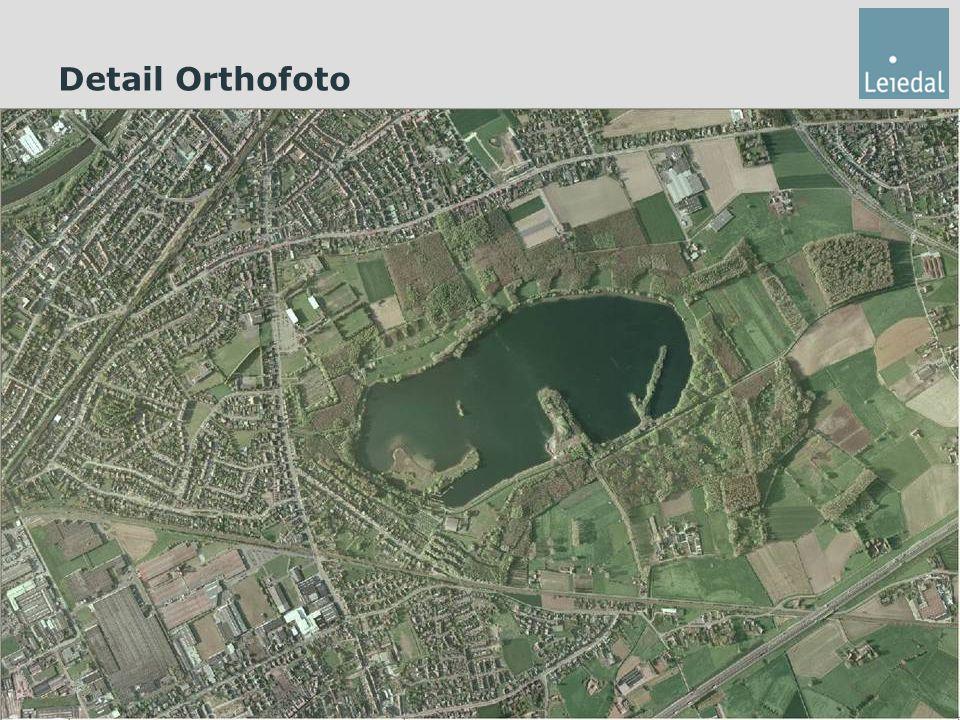 Detail Orthofoto