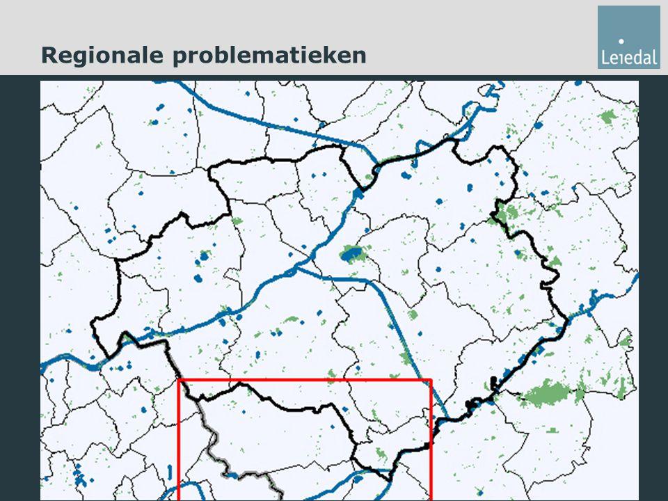 Regionale problematieken