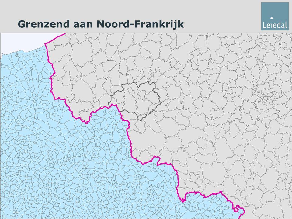 Grenzend aan Noord-Frankrijk