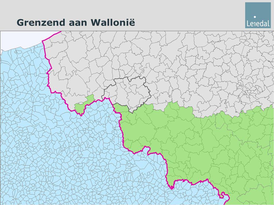 Grenzend aan Wallonië