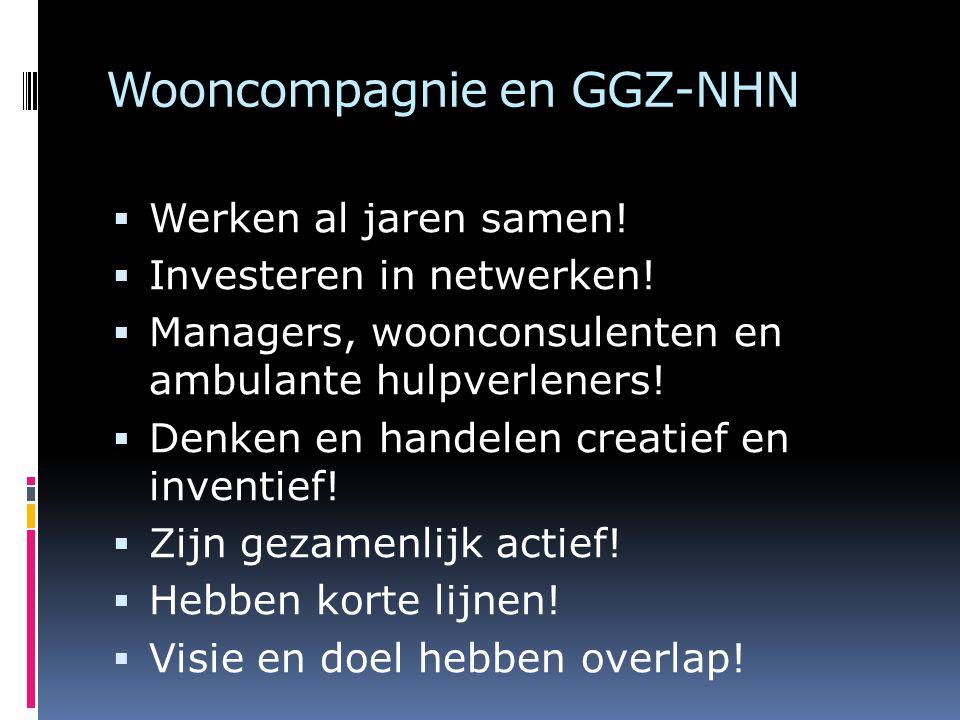 Wooncompagnie en GGZ-NHN