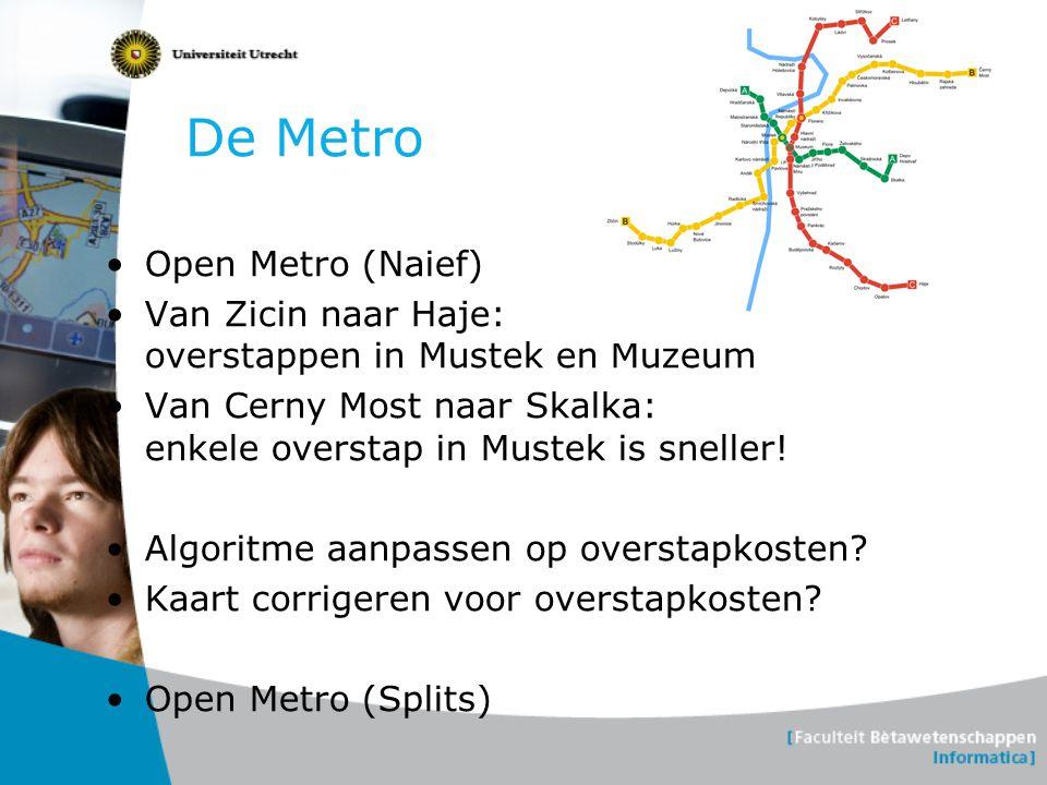 De Metro Open Metro (Naief)