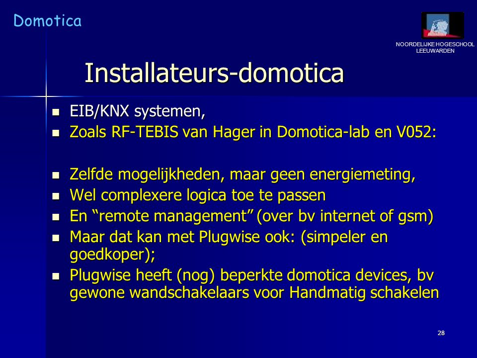Installateurs-domotica
