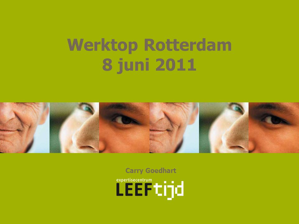 Werktop Rotterdam 8 juni 2011