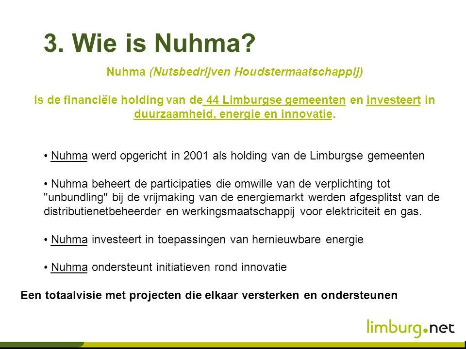 Nuhma (Nutsbedrijven Houdstermaatschappij)
