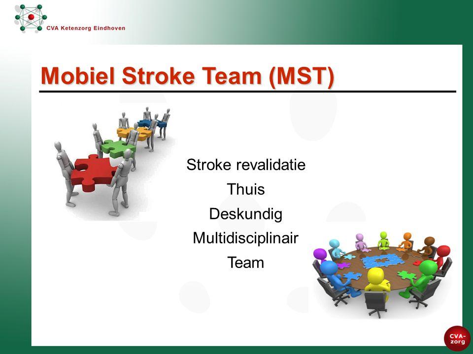 Mobiel Stroke Team (MST)
