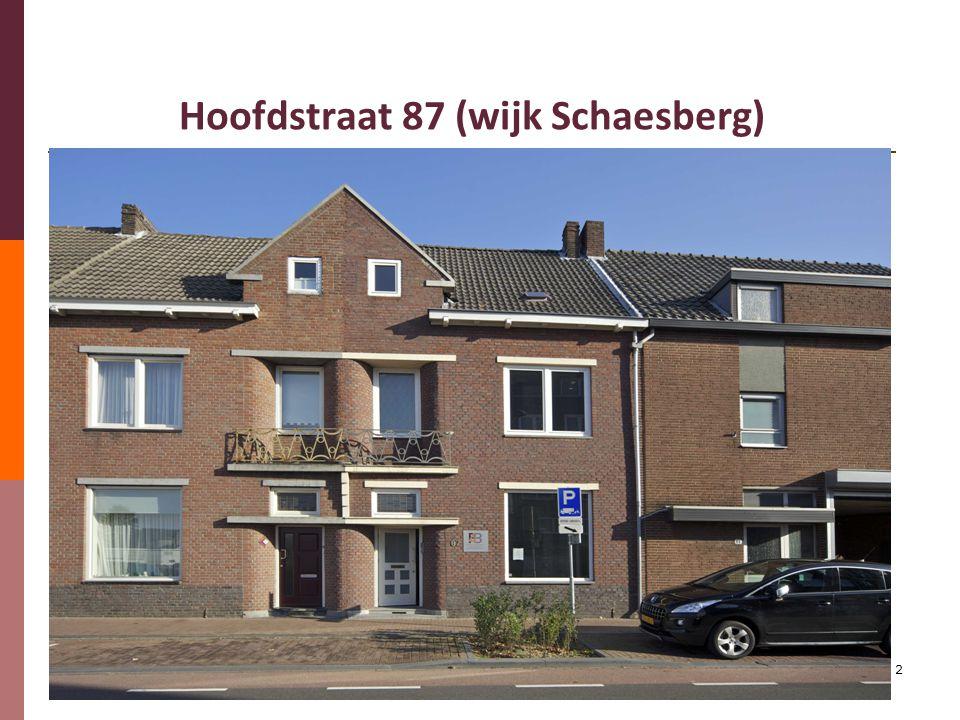 Hoofdstraat 87 (wijk Schaesberg)