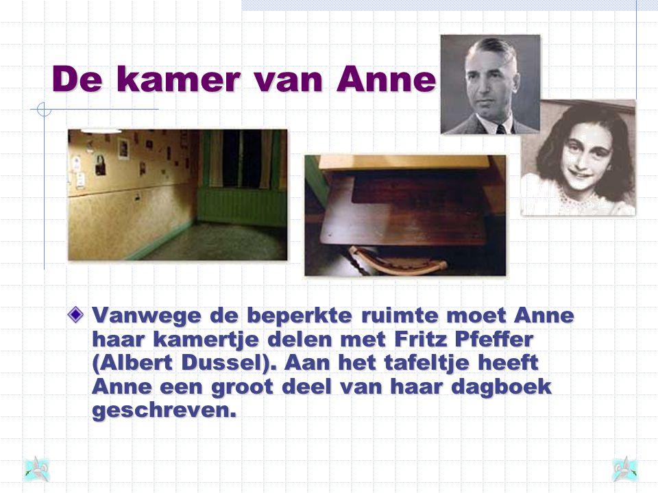 De kamer van Anne