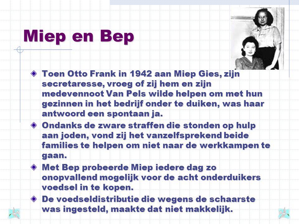 Miep en Bep