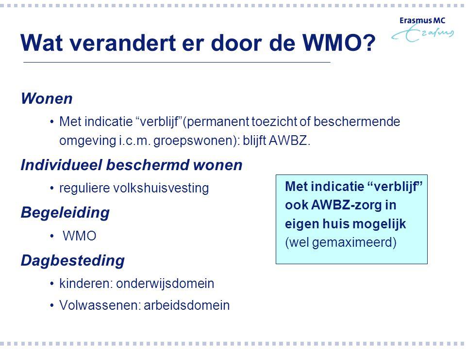 Wat verandert er door de WMO