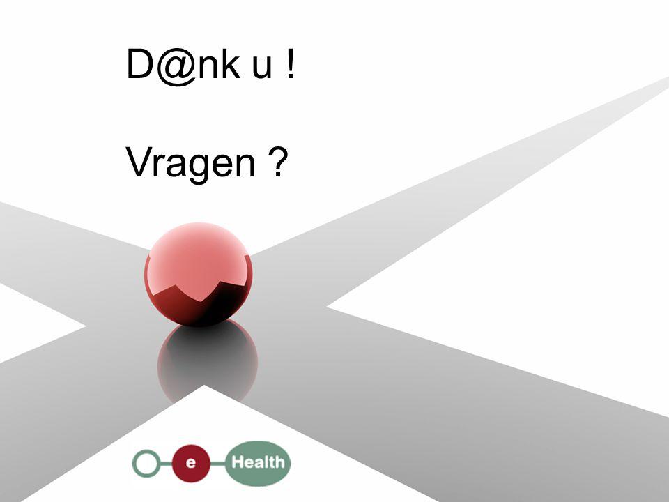 D@nk u ! Vragen 4/04/2017