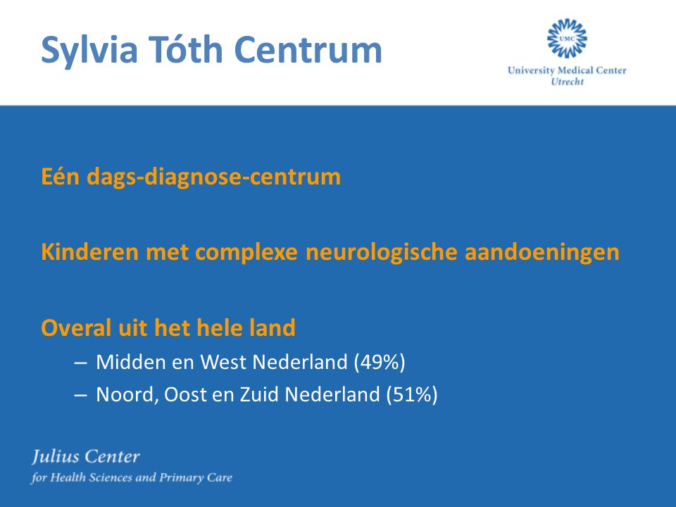 Sylvia Tóth Centrum Eén dags-diagnose-centrum