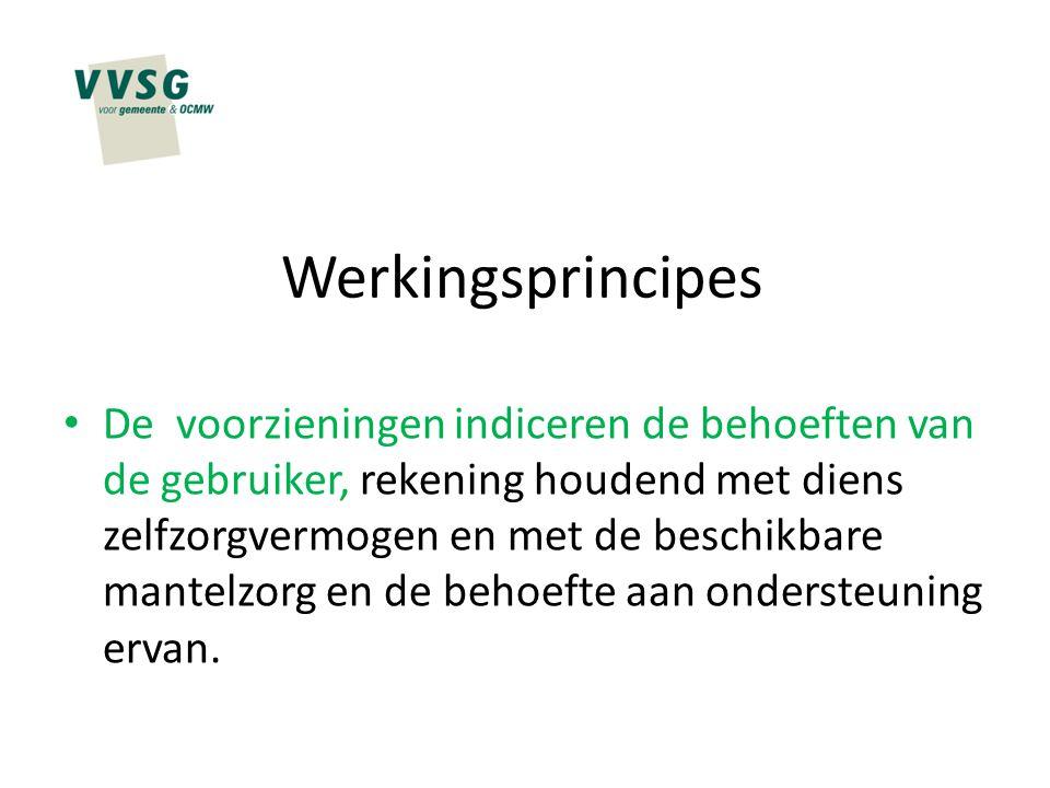 Werkingsprincipes