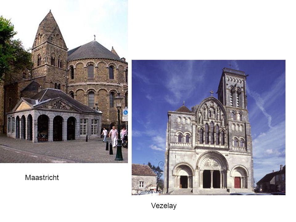 Maastricht Vezelay