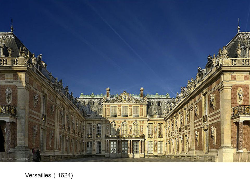 Versailles ( 1624)