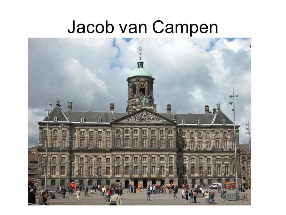 Jacob van Campen