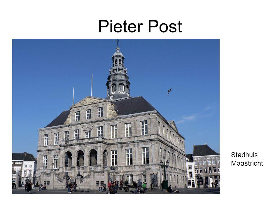 Pieter Post Stadhuis Maastricht