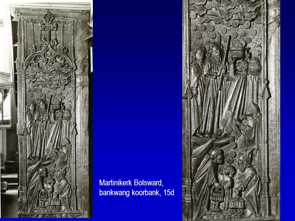 Martinikerk Bolsward, bankwang koorbank, 15d