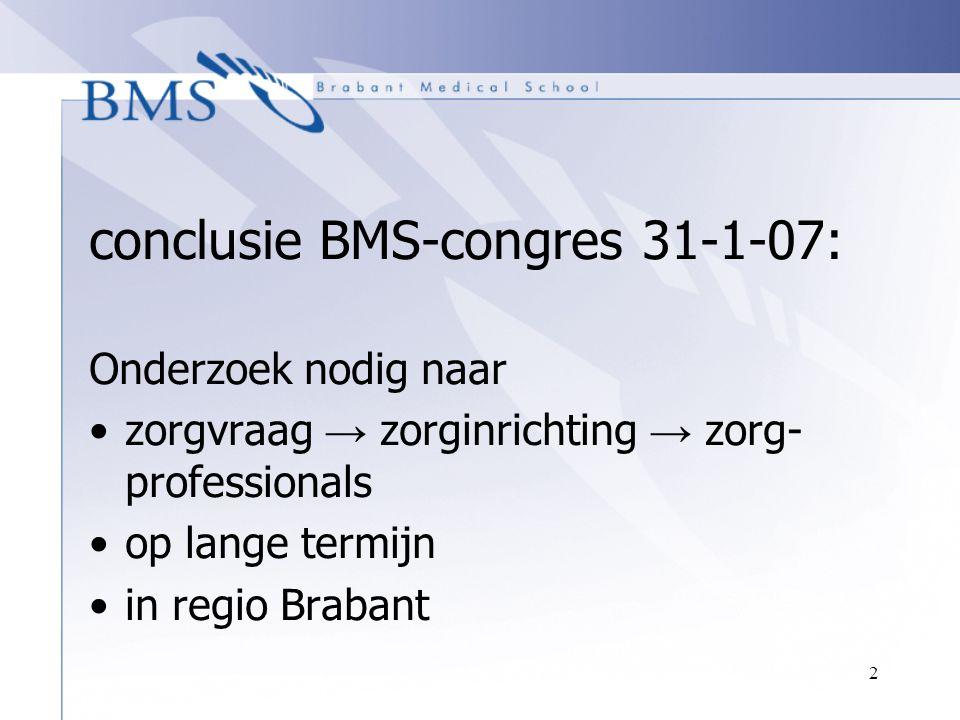 conclusie BMS-congres 31-1-07: