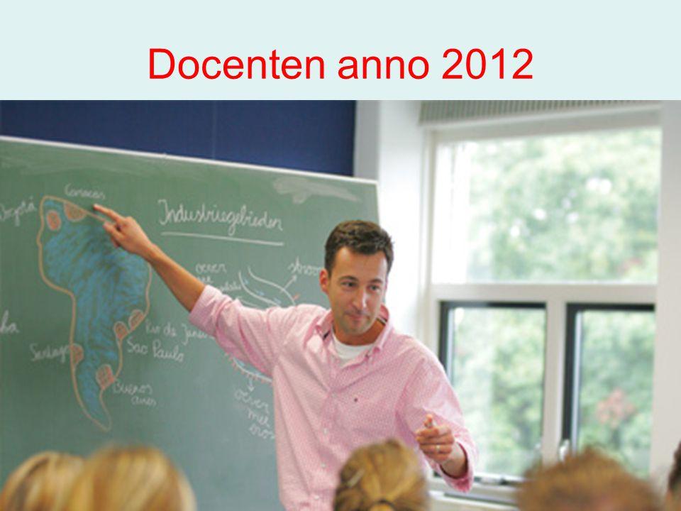 Docenten anno 2012 Hebben 61 (!) dagen vakantie per jaar