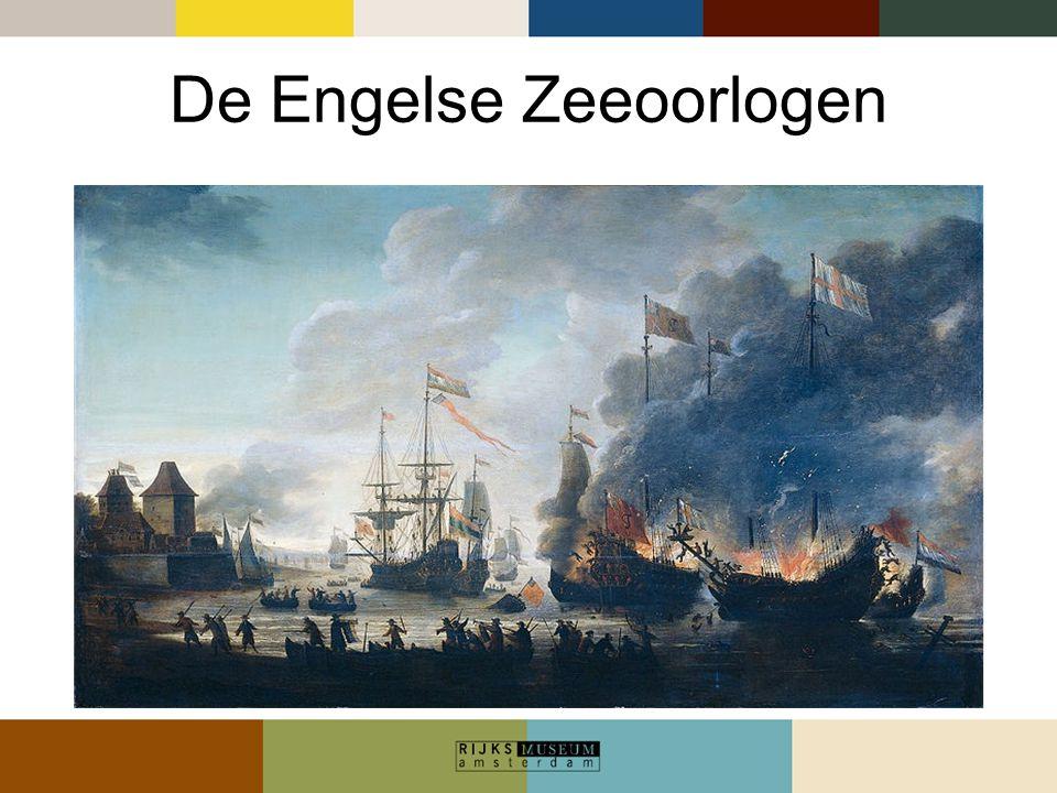 De Engelse Zeeoorlogen