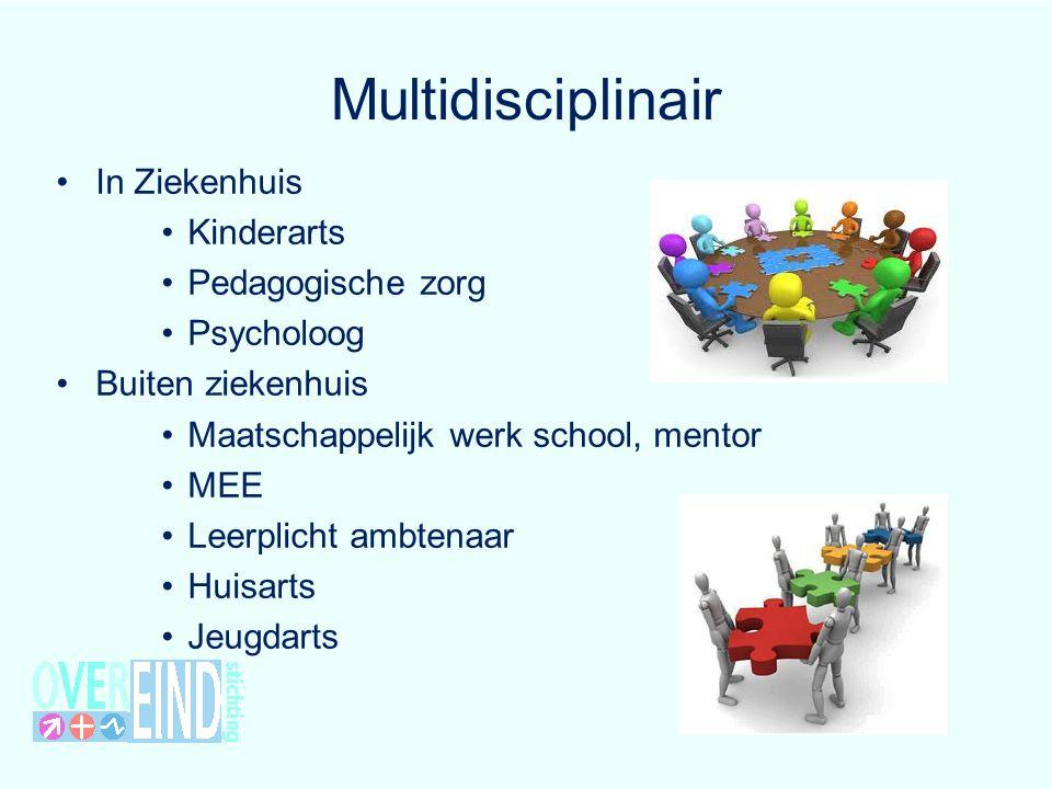 Multidisciplinair In Ziekenhuis Kinderarts Pedagogische zorg
