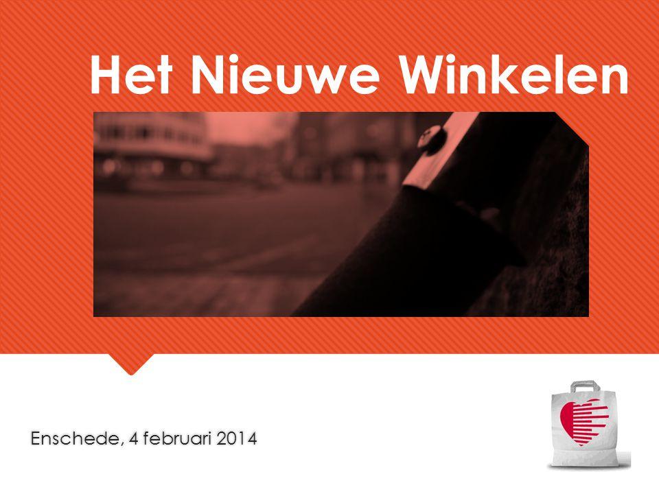 Het Nieuwe Winkelen Enschede, 4 februari 2014