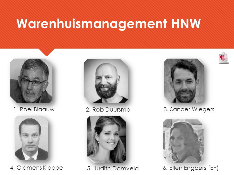 Warenhuismanagement HNW