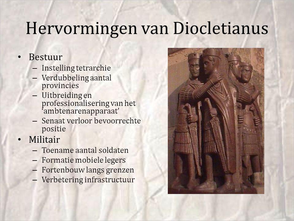 Hervormingen van Diocletianus
