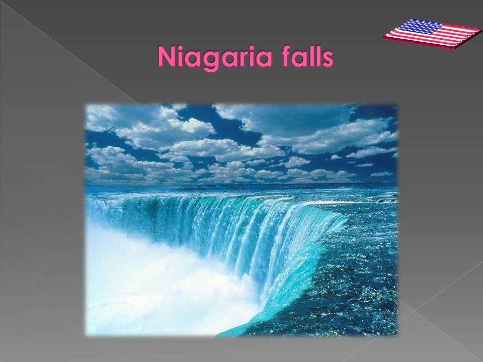 Niagaria falls