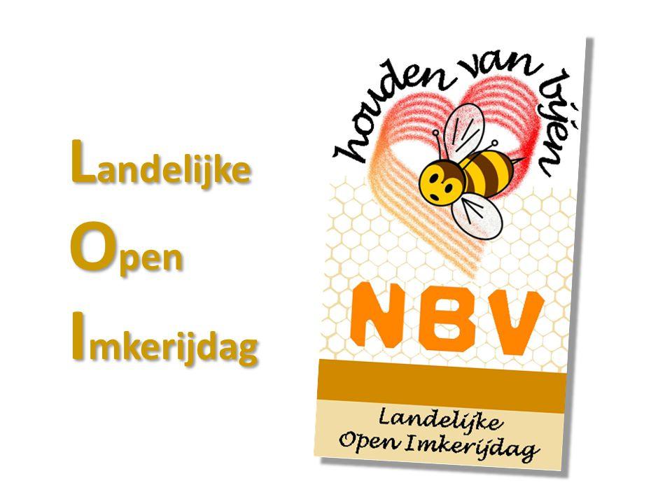Landelijke Open Imkerijdag