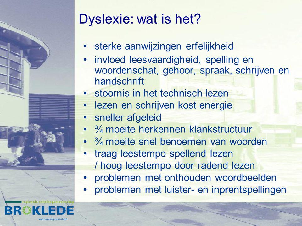 Dyslexie: wat is het sterke aanwijzingen erfelijkheid