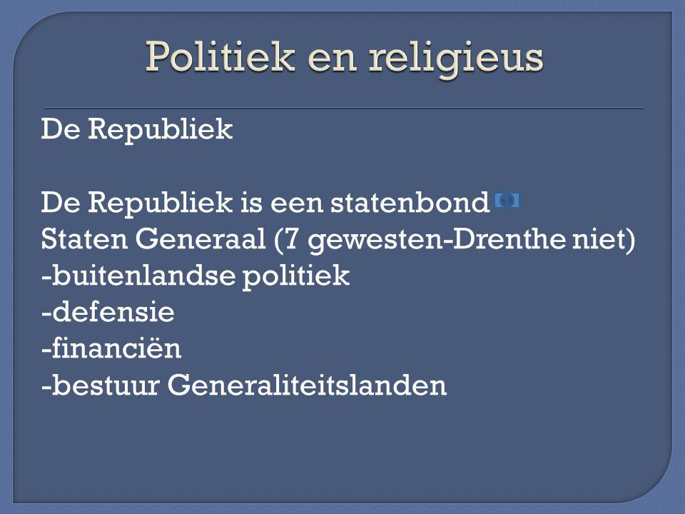 Politiek en religieus