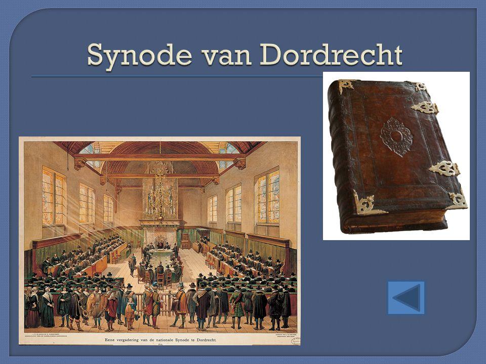 Synode van Dordrecht