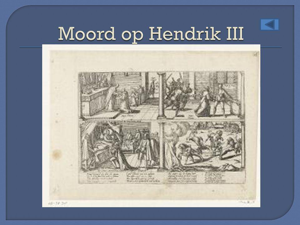 Moord op Hendrik III