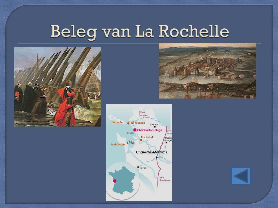 Beleg van La Rochelle