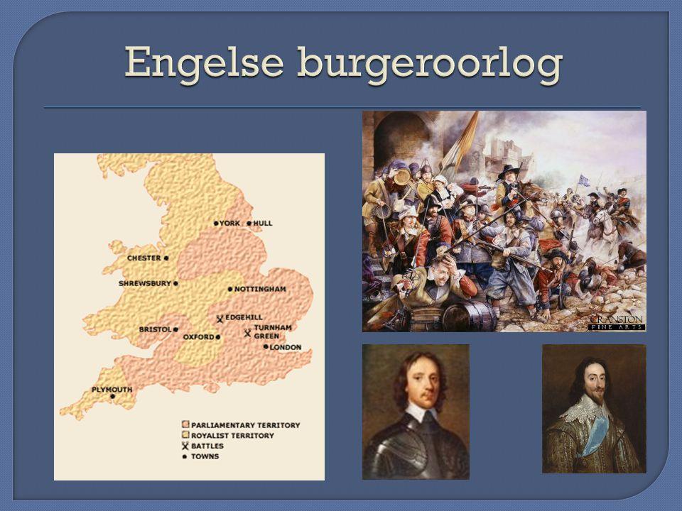 Engelse burgeroorlog
