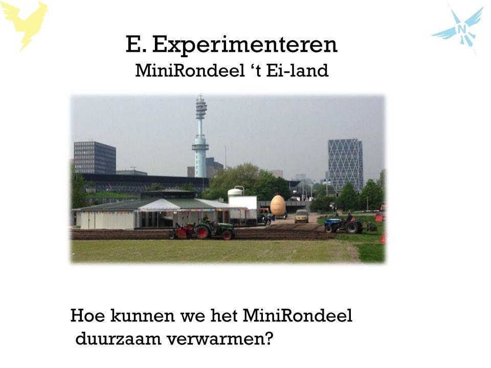 MiniRondeel 't Ei-land