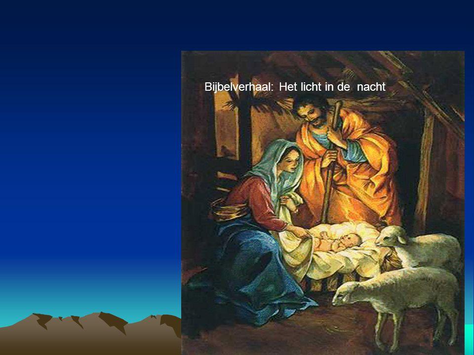 Bijbelverhaal: Het licht in de nacht