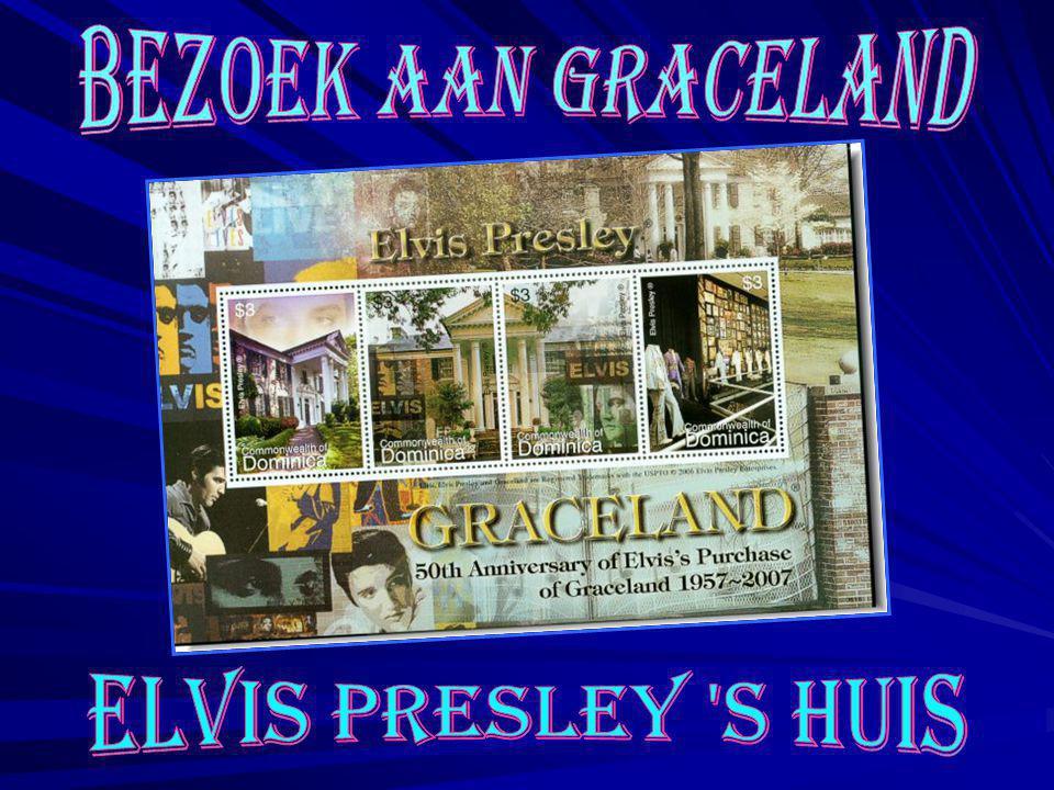 Bezoek AAN Graceland ELVIS PRESLEY S huis