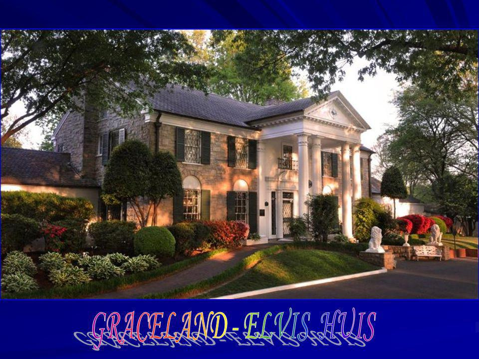 GRACELAND - ELVIS HUIS