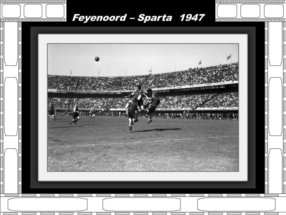 Feyenoord – Sparta 1947