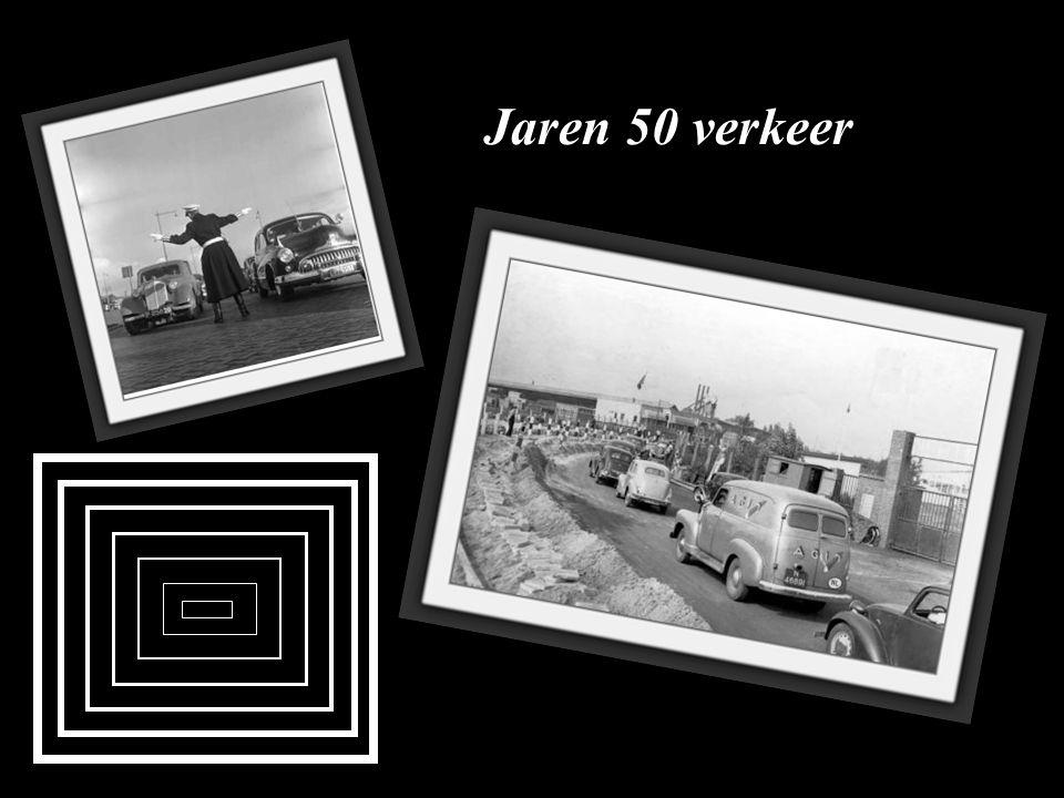 Jaren 50 verkeer