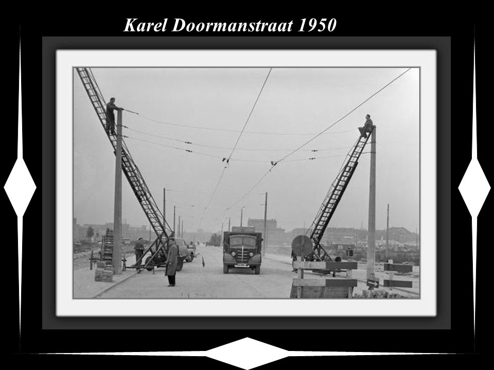 Karel Doormanstraat 1950