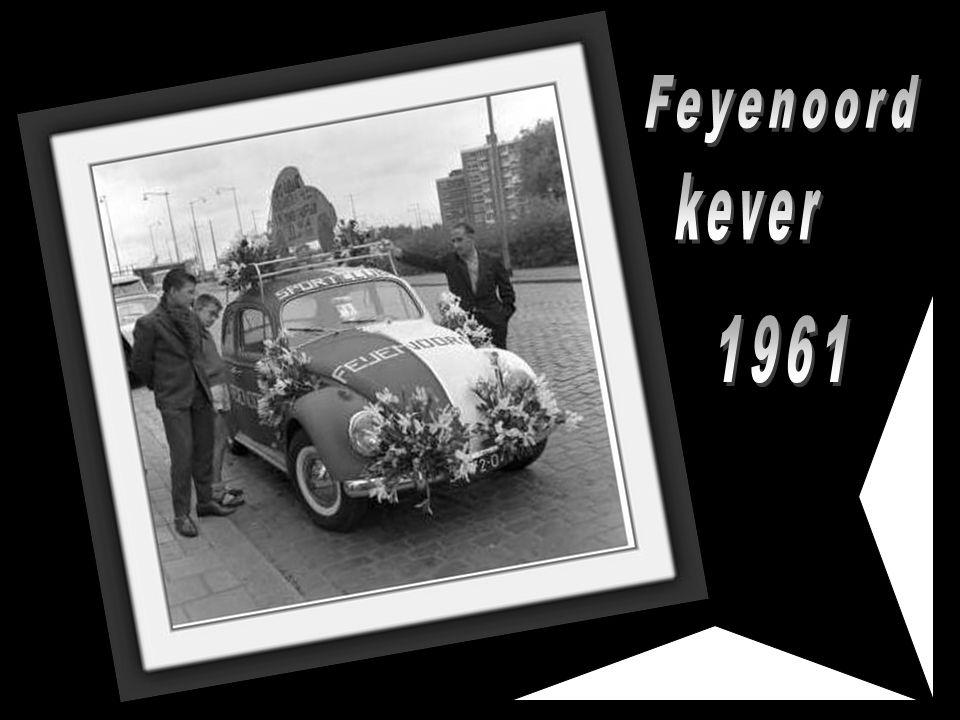Feyenoord kever 1961