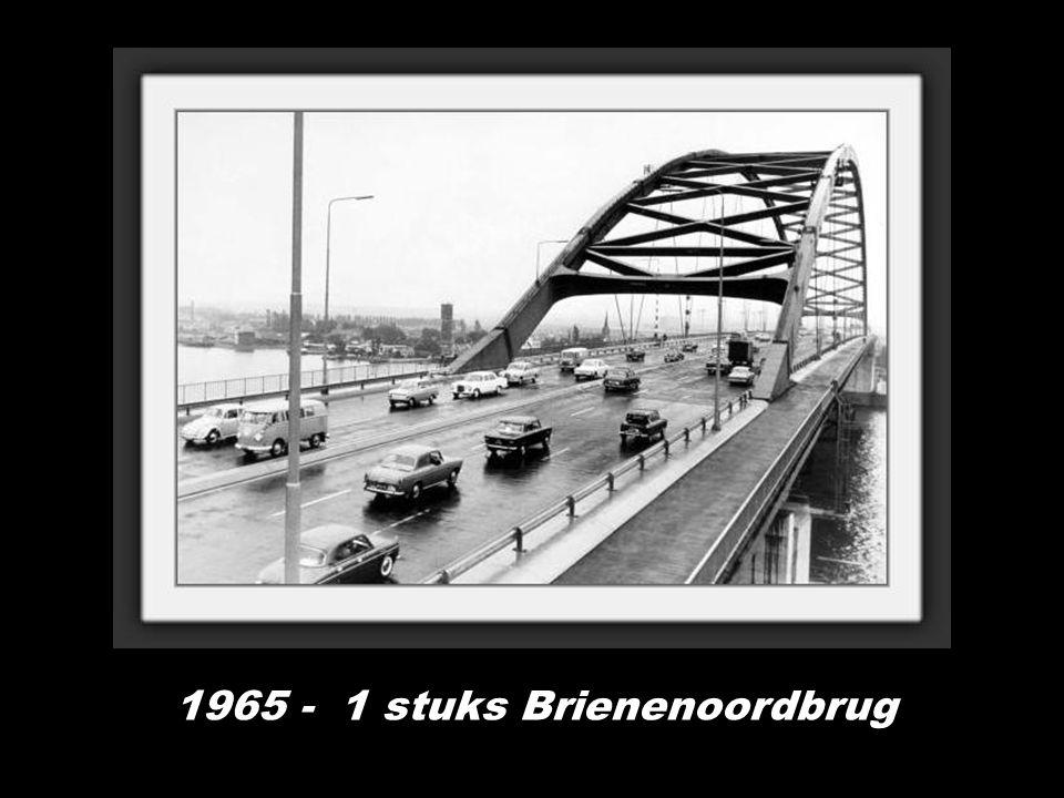 1965 - 1 stuks Brienenoordbrug
