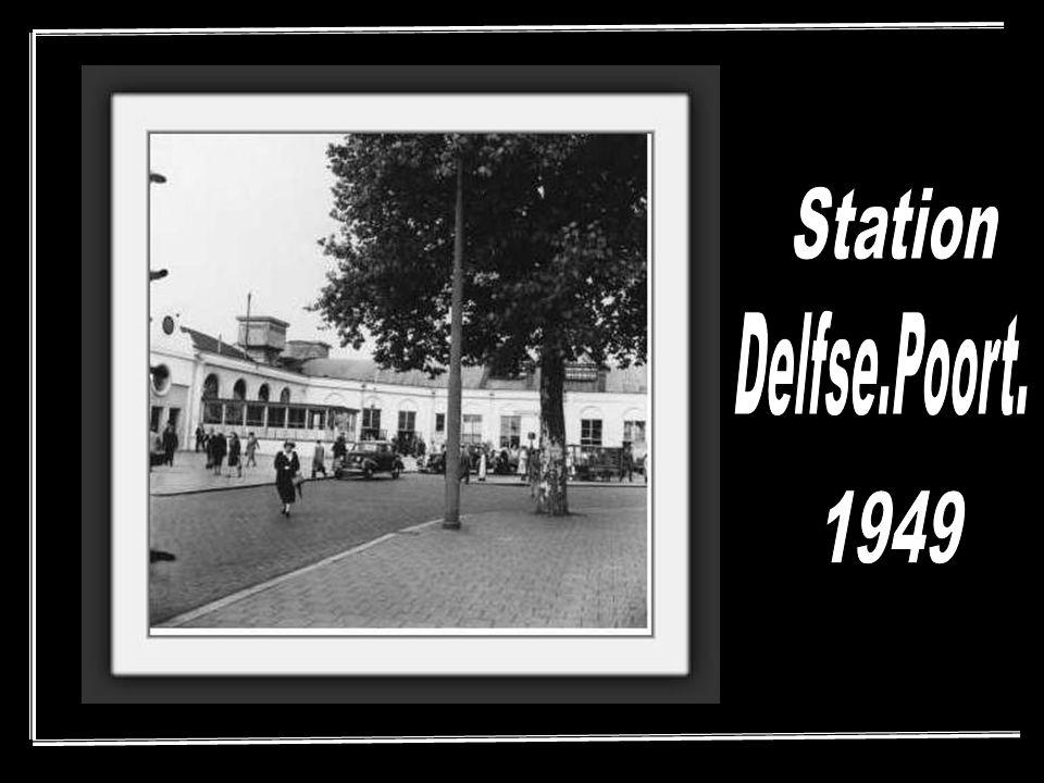 Station Delfse.Poort. 1949