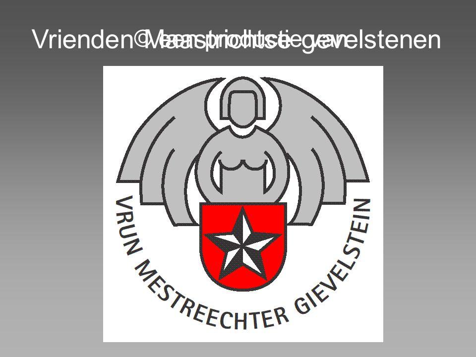 Vrienden Maastrichtse gevelstenen