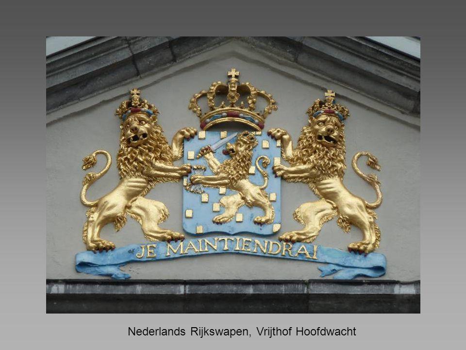 Nederlands Rijkswapen, Vrijthof Hoofdwacht