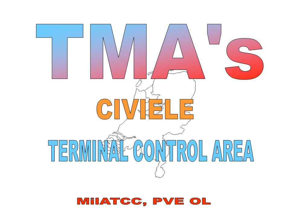 TMA s CIVIELE TERMINAL CONTROL AREA MilATCC, PVE OL